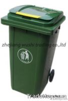 confuse container, garbage bin, waste bin, trash bin, rubbish bin