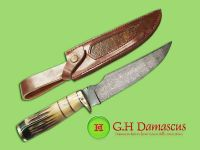 Damascus Knife