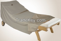 Outdoor Water Proof Chaise Longue Cover