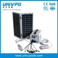Small Solar Home Lighting Kits System