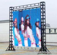 P6, P10, P20, P15, P30 LED Flexible Video Curtain