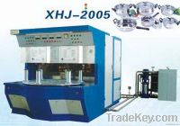 High Frequency Breezing Machine