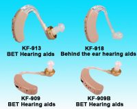 BTE pocket hearing aids