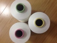 polyester and polymide composite yarn (dope dyed)