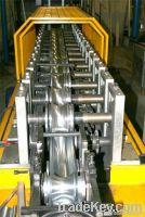 rolling shutter forming machine