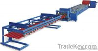 stepped tile forming machine
