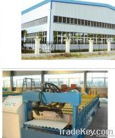 wall&roofing forming machine