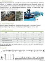 pipe welding line