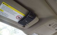 car sunvisor bluetooth handfree