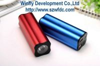 8800mAh Mobile Power Packs with LED Flashlight