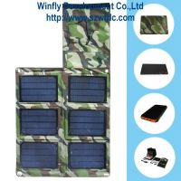 30W Silicon Foldable Solar Power Charger