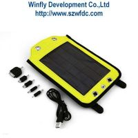2.5W Solar Panels Power Charger
