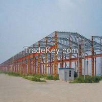 steel structure(steel
