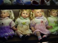 Dolls, Porcelain Dolls, Plastic  Doll