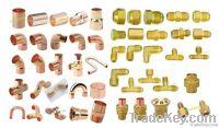 Refrigeration Brass Fitting