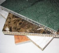 Aluminium Honeycomb Laminated Pannel Marble