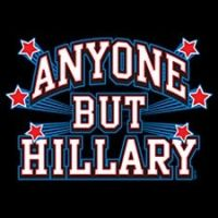 WHOLESALE FUNNY ANYONE BUT HILIARY T SHIRT