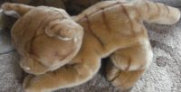 STUFFED TOY TIGER GINGER CAT