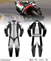 Racing Suit, kožené závodní oblek, tuta di pelle, leer schaatspak, cuir combinaison de course