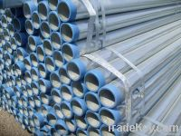 NTP Threaing ERW Galvanized Pipes