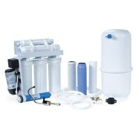 Booster Pump Reverse Osmosis System