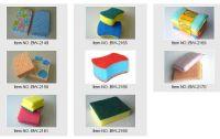 supply  Cellulose sponges, Sponge Scourer , Kitchen Counter sponge etc
