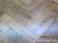 oak  engineered wood flooring (multi layer three layer)
