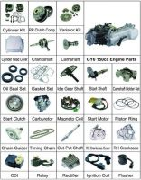 GY6 150CC Motorcycle Parts