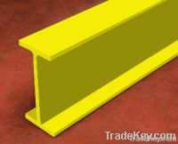 GRP Pultrusion Sectional Material