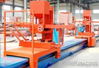Electrical Cable Protective Pipe production line