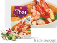 Ready to Cook Thai Food - Tom Yum Kung (Spicy Prawn Soup)