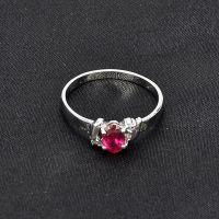 latest silvery cheap diamond set engagement wedding promise rings design for women