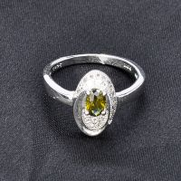 custom antique costume jewelry women white gold engagements wedding diamond eternity birthstone rings with stone