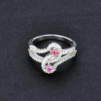 fashion silver inexpensive set of wedding unique designer diamond rings jewelry women