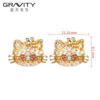 fashion gold earring for women