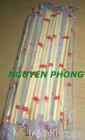 Bamboo chopsticks, skewers