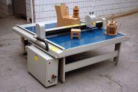 carton box cutting machine
