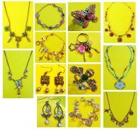 Costume Jewellery and Imitation Jewelry