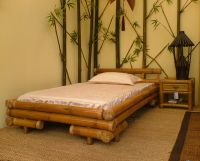 SAI GON DARK BROWN BED