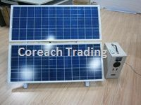 Solar power system for home or office usage