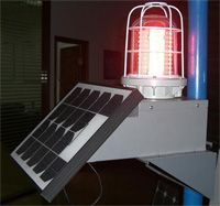 Solar Obstruction Light(Solar Aviation Light, Solar Warning Light)