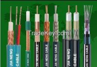 RG6 Coaxial Cable, Cabo Coaxial RG6, RG6 Kabel, Cable Coaxial RG6
