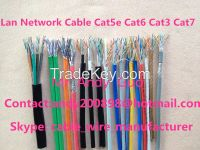 Lan Cable Cat5e, Cat6, Cat3, Network Cable, UTP Cable, FTP Cable, SFTP Cable, Date Cable, Ethernet Cable