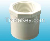 PVC modifier for pvc fittings