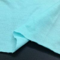 40s cotton mercerized knitted single jersy lycra for polo T-shirt
