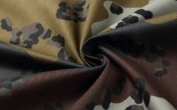 tc blended camouflage fabric Hunting camouflage pattern waterproof fabric