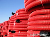 HDPE cable conduit