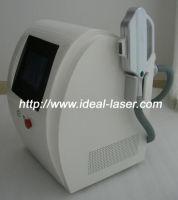 E light (IPL+RF) laser machine for skin rejuvenation and hair removal