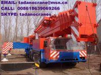 Demag Crane AC500-2, All Terrain Crane, demag crane 500 ton, demag cranes