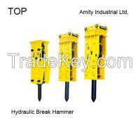 Hydraulic Break Hammer